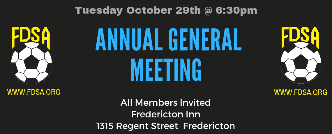 Notice of Annual General Meeting – Oct 29th