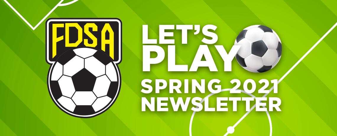 FDSA releases 2021 Spring Newsletter full of news and information