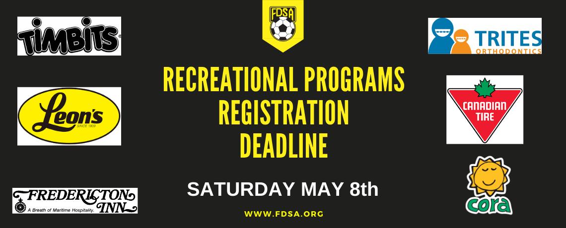 2021 Summer Registration window now OPEN!