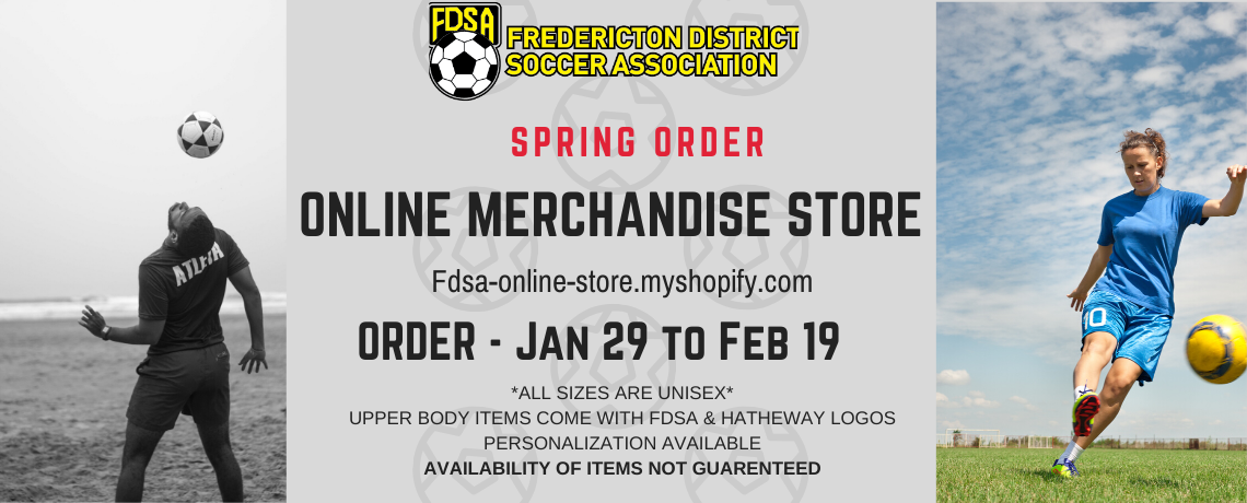 Online Store Re-Opens Jan 29th – Order until Feb 19th